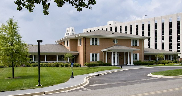The 5 Fisher Houses at the Walter Reed National Military Medical Center at NSA Bethesda allow patients and their loved ones to stay close to the hospital free-of-charge.